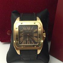 Cartier Santos 100 XL Oro Rosa