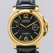 Panerai Luminor Marina 18K Yellow Gold