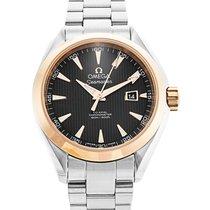 Omega Watch Aqua Terra 150m Ladies 231.20.34.20.01.003