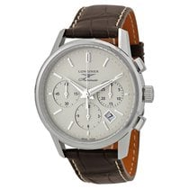 Longines Flagship Heritage Automatic Chronograph Mens Watch...