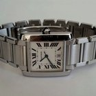 Cartier Tank Francaise Automatic Large Steel (40 x 30 mm)