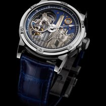 Louis Moinet Mecanograph NEW YORK
