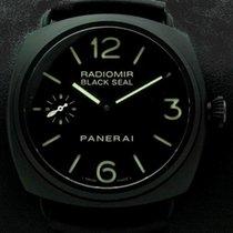 Panerai Radiomir Black Seal Ceramic PAM 00292, NEW, Full set