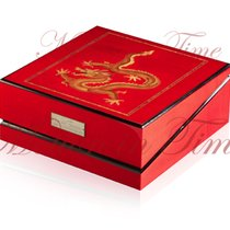 Orbita Red Dragon Artisan Collection 3 Watch Winder - Inlaid...