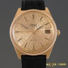 Omega De Ville 18K gold Automatic Ref.166.0105  1971 Year 34 mm