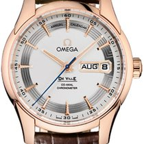 Omega De Ville Hour Vision Annual Calendar 431.63.41.22.02.001