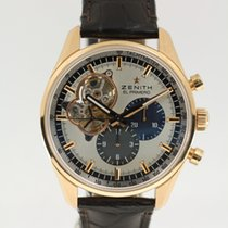 Zenith El Primero Chronomaster 1969 from 2013 with box and papers