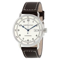 Hamilton Men's H77715553 Khaki Navy Pioneer Watch