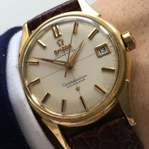 Omega Constellation Calendar Gold Chronometer 18ct 18kt solid