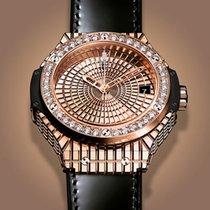 Hublot Caviar Gold Diamonds