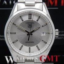 TAG Heuer Carrera Twin Time Grey