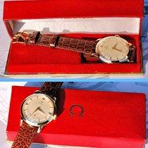 Omega Tresor Oro 14 Kt Rarissimo 1954 Eccellente Con Box