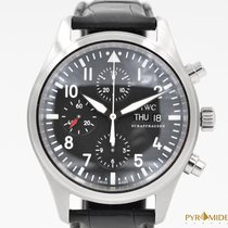 IWC Flieger Chronograph Pilot IW371701 with Warranty