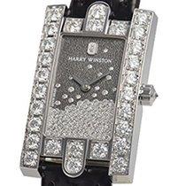 Harry Winston [NEW] Avenue Diamond Drops quartz 18K white gold