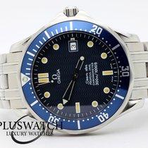 Omega Seamaster 300 Blue Bezel 41mm 1997 2975