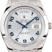 Rolex Day-Date II Platinum