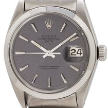 Rolex Oyster Perpetual Date ref 1500 Gray Dial circa 1963
