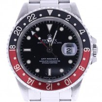 Rolex Gmt Master Ii Automatic-self-wind Mens Watch 16710