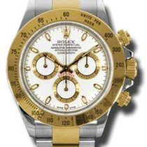 Rolex Daytona Steel and Gold 116523 ws