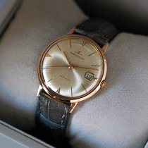 Jaeger-LeCoultre Vintage Automatic Date or rose 18ct