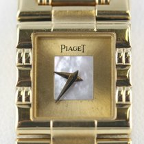 Piaget 15317 K81 Vintage Dancer Quartz in Yellow Gold - On...
