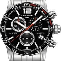 Certina DS Sport Chrono C027.417.11.057.02 Herrenchronograph...