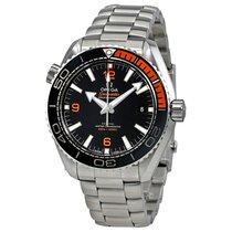 Omega Men's 21530442101002 Seamaster Planet Ocean Co-Axial