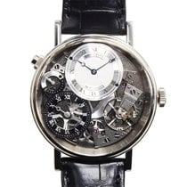 Breguet Tradition 18k White Gold Gray Manual Wind 7067BB/G1/9W6