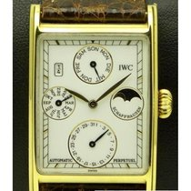 IWC | Novecento, 18 Kt Yellow Gold