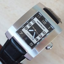 Montblanc Gents Stainless Steel Automatic Watch 7058