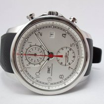 IWC Portuguese Yacht Club Stainless Steel Mint Box & Papers