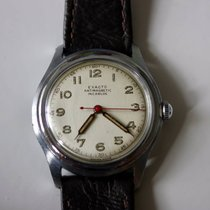 Exacto Vintage Military  Watch