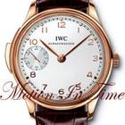 IWC PORTUGUESE MINUTE REPEATER ROSE GOLD LIMITED 250 PI...