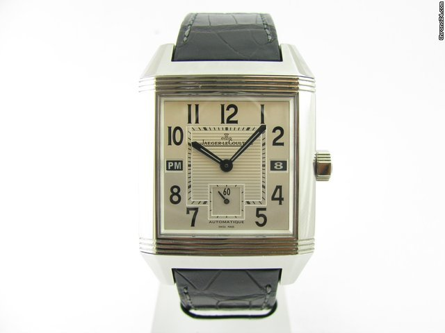 Jaeger-LeCoultre Reverso Squadra Hometime mit 2 Jahren Garantie