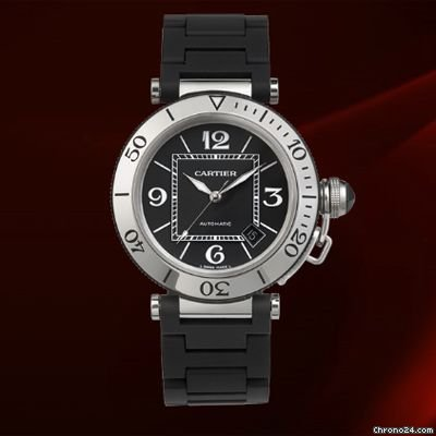 Cartier Pasha Seatimer 40,5mm
