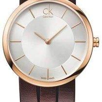 ck Calvin Klein extent L Damenuhr K2R2L6G6