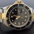 Ρολεξ (Rolex) Submariner Steel and Gold