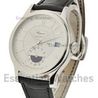 Chopard L.U.C. Classic GMT in White Gold