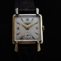 Longines Vintage Mechanical Men's Watch 50's