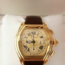 Cartier ROADSTER XL CHRONOGRAPH GOLD WIE NEU