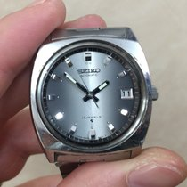 Seiko 17 date JEWELS AUTOMATIC VINTAGE 34 mm