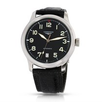 Longines Avigation Special Series Steel Automatic Watch L2.619.4