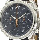 Hermès Arceau Chronograph Steel Automatic Mens Watch Ar4.910a(...