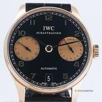 IWC Portuguese 7 days  Limited 5001