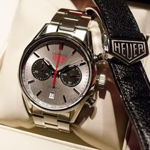 TAG Heuer Carrera Jack Heuer 80th Birthday Edition Chronograph