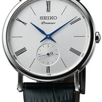 Seiko Premier Small Second Herrenuhr SRK035P1