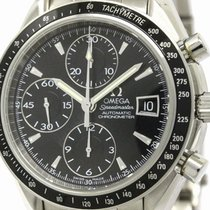 Omega Speedmaster Date Steel Automatic Mens Watch 3210.50...
