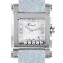 Chopard Happy Sport Square XL Women's Quartz Watch...