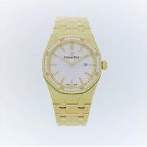 Audemars Piguet 67651BA.ZZ.1261BA.01 Royal Oak Yellow Gold 33mm