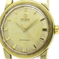 Omega Vintage Omega Seamaster Cal 354 Gold Plated Watch Head...